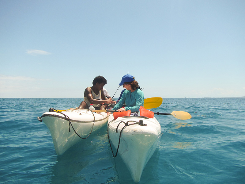 Kayak Around The Islands - Madagascar Islands Safaris